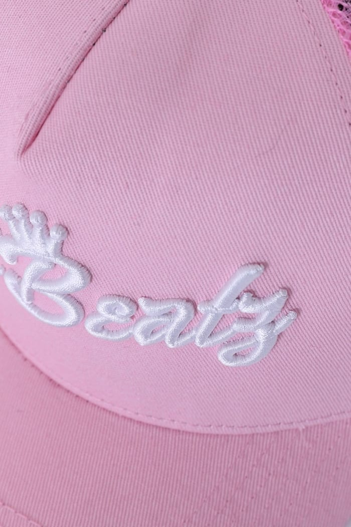 Classic Snapback - Pink : Top