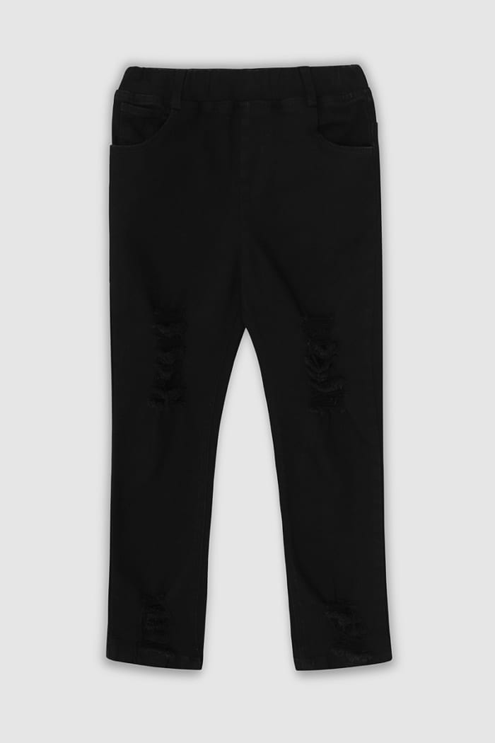 B Collection Jeans - Black Front