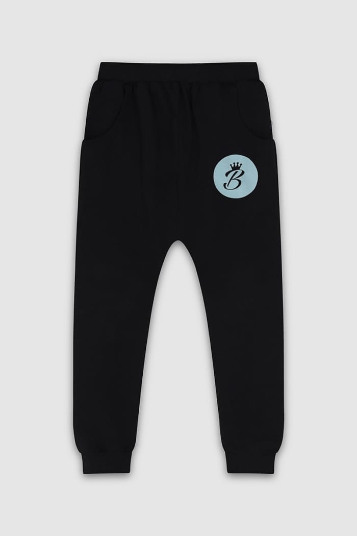 B Collection Joggers - Turquoise