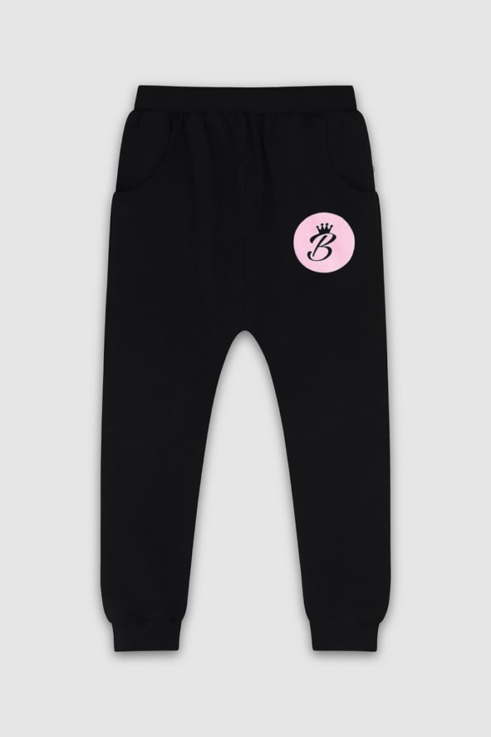 B Collection Tracksuit - Pink : Joggers