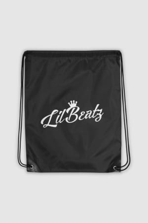Classic Drawstring Bag - Black