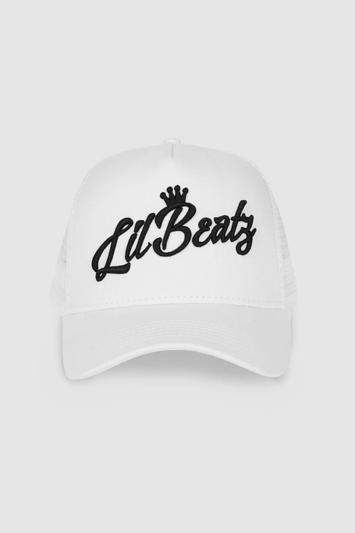 Classic Snapback - White : Front