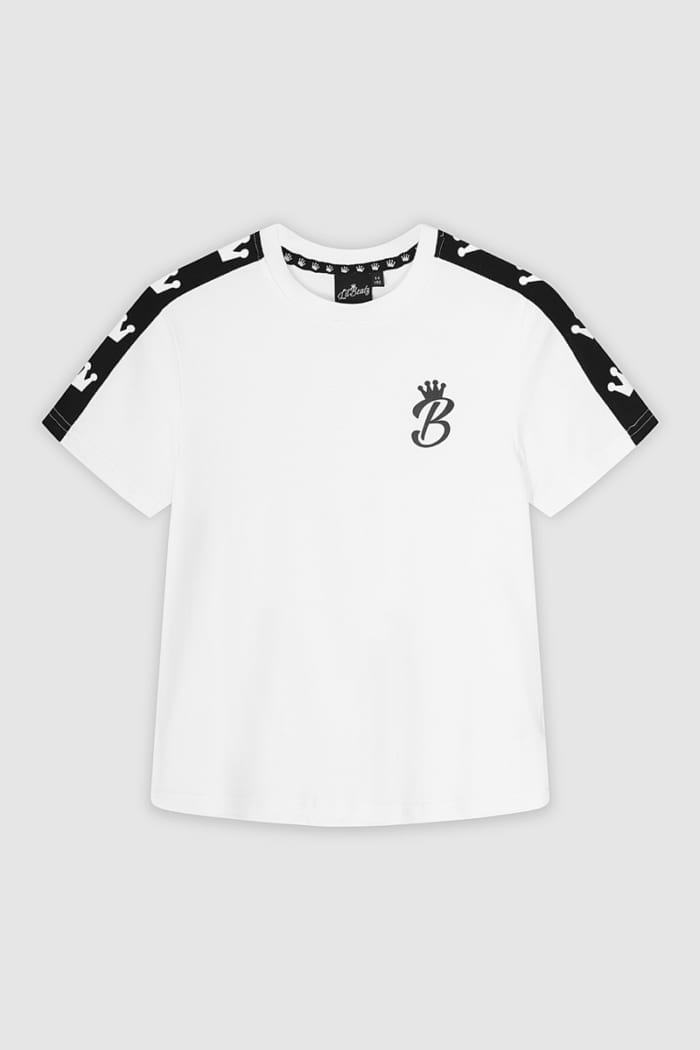Crown Collection Tshirt - White : Front