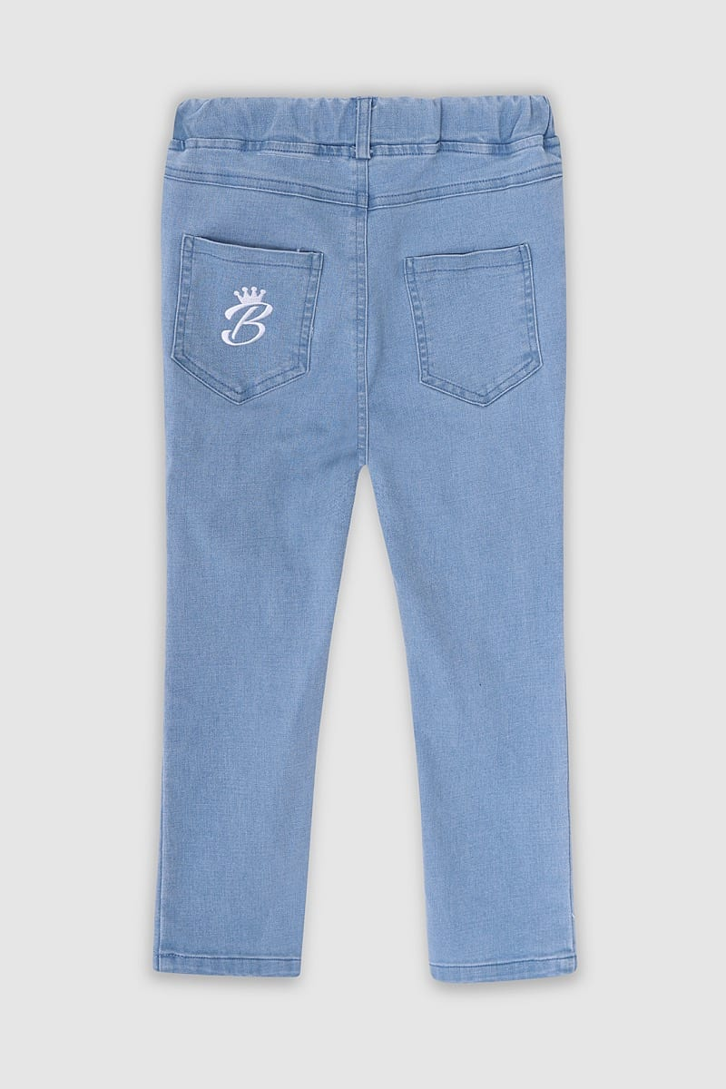 B Collection Jeans - Blue Back