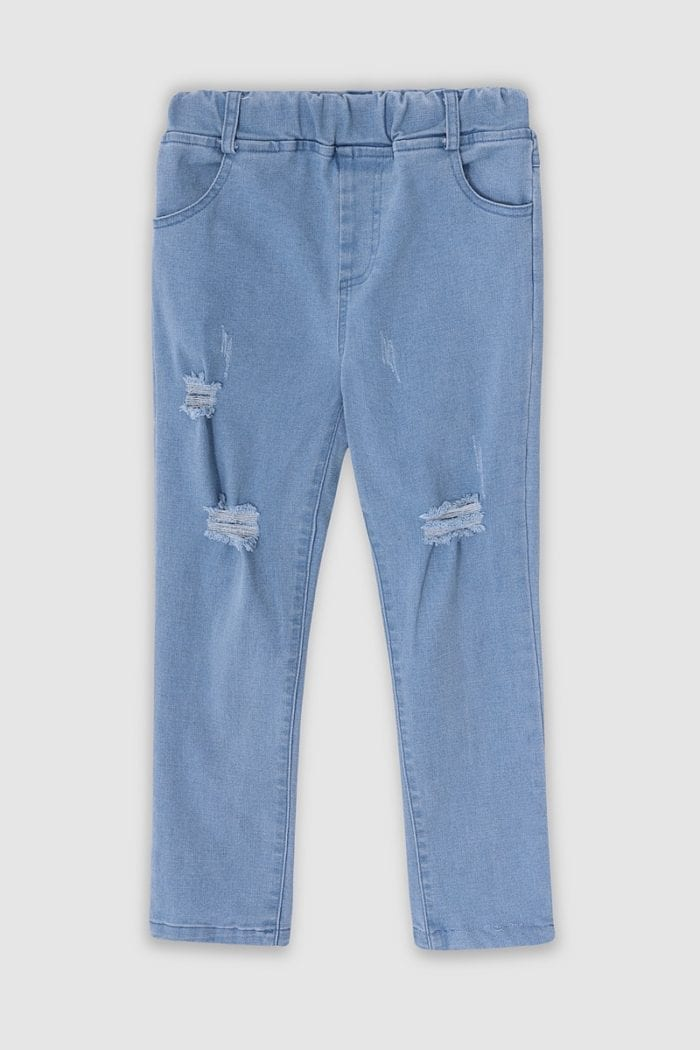B Collection Jeans - Blue Front