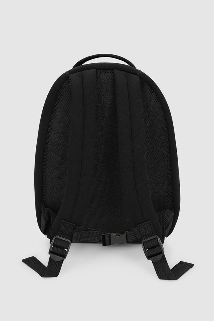 Lil Crown Bag Black - Back