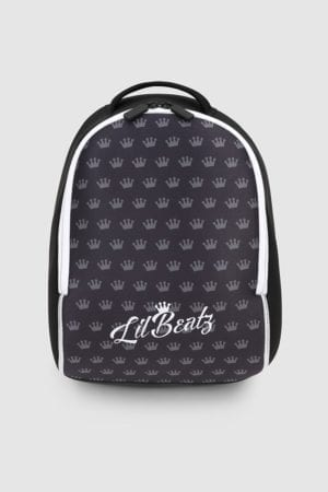 Lil Crown Bag Black Front