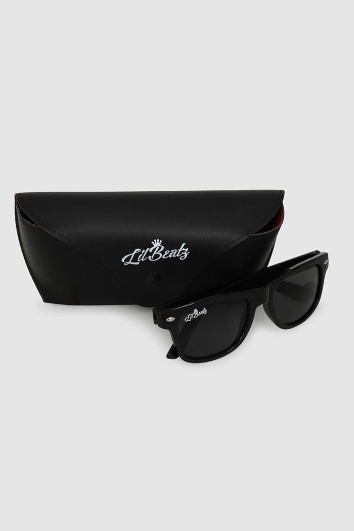 Classic Sunglasses Black Case