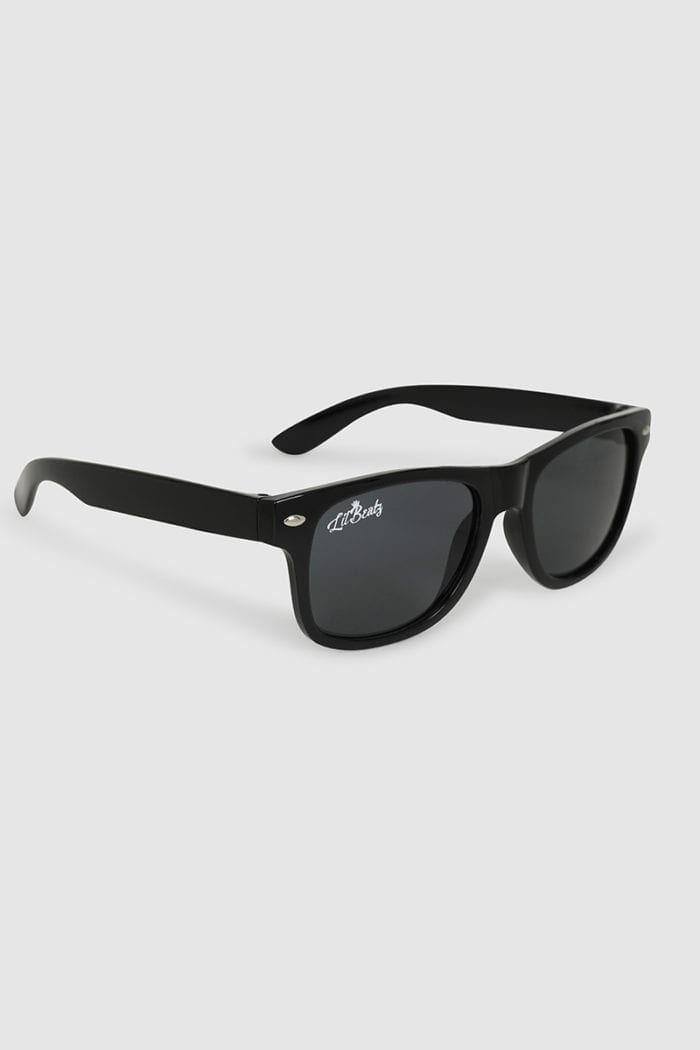 Classic Sunglasses Black Side
