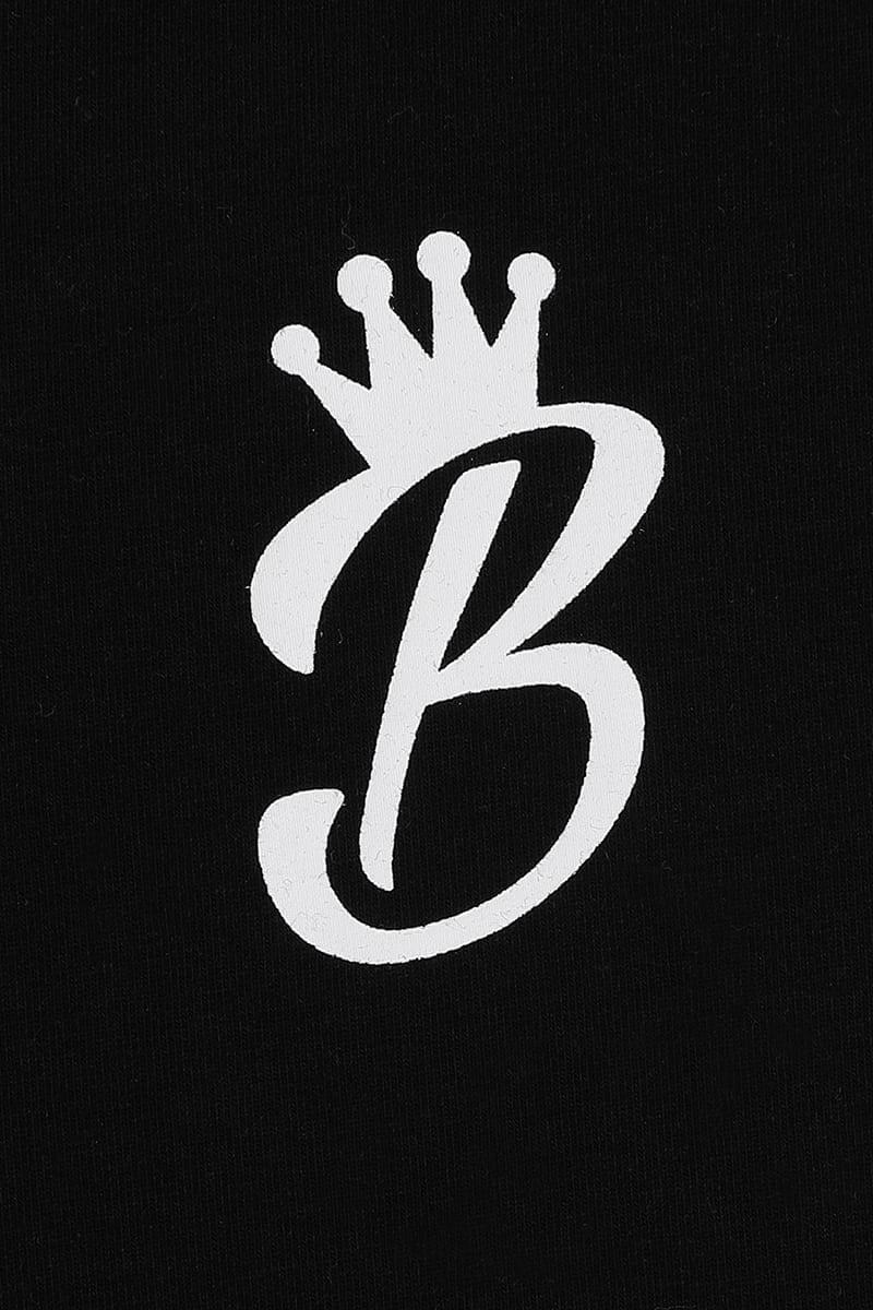 Black Leggings Logo