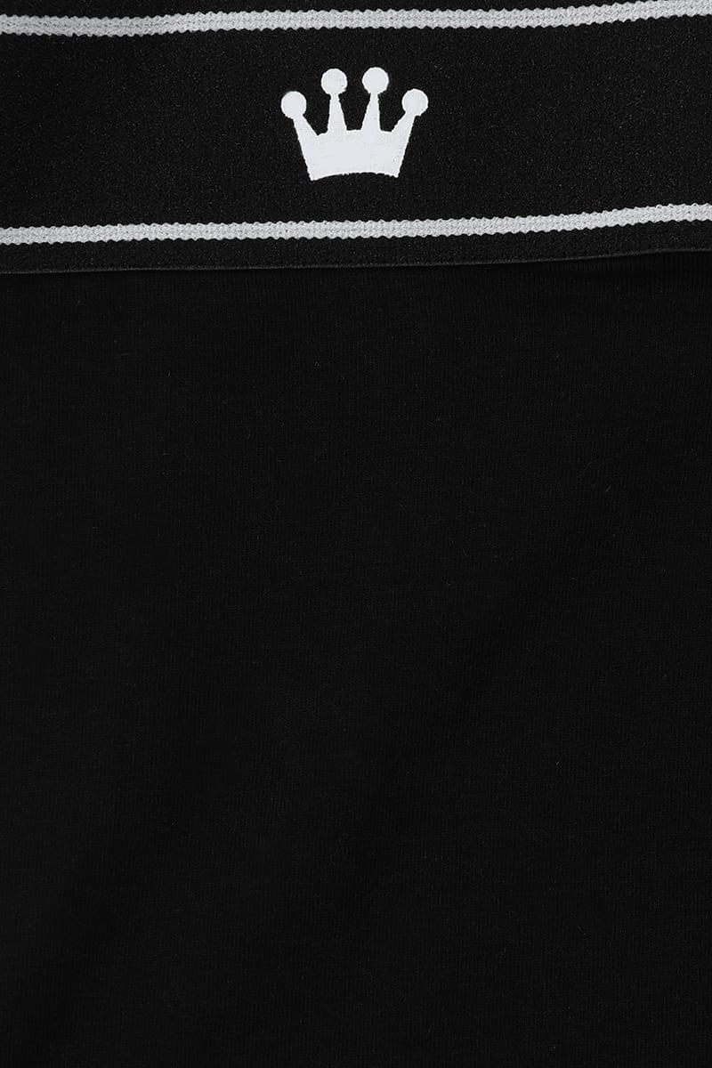Black Leggings Waist