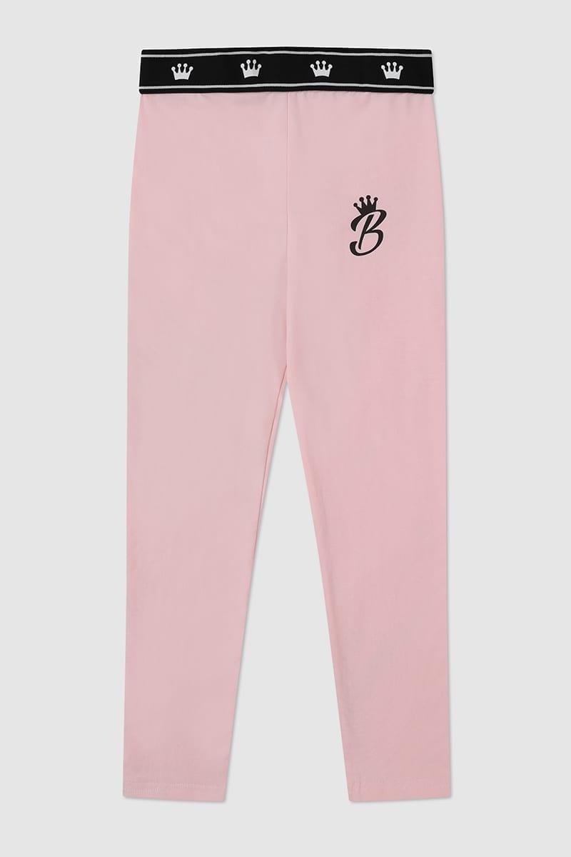 Pink Leggings Front