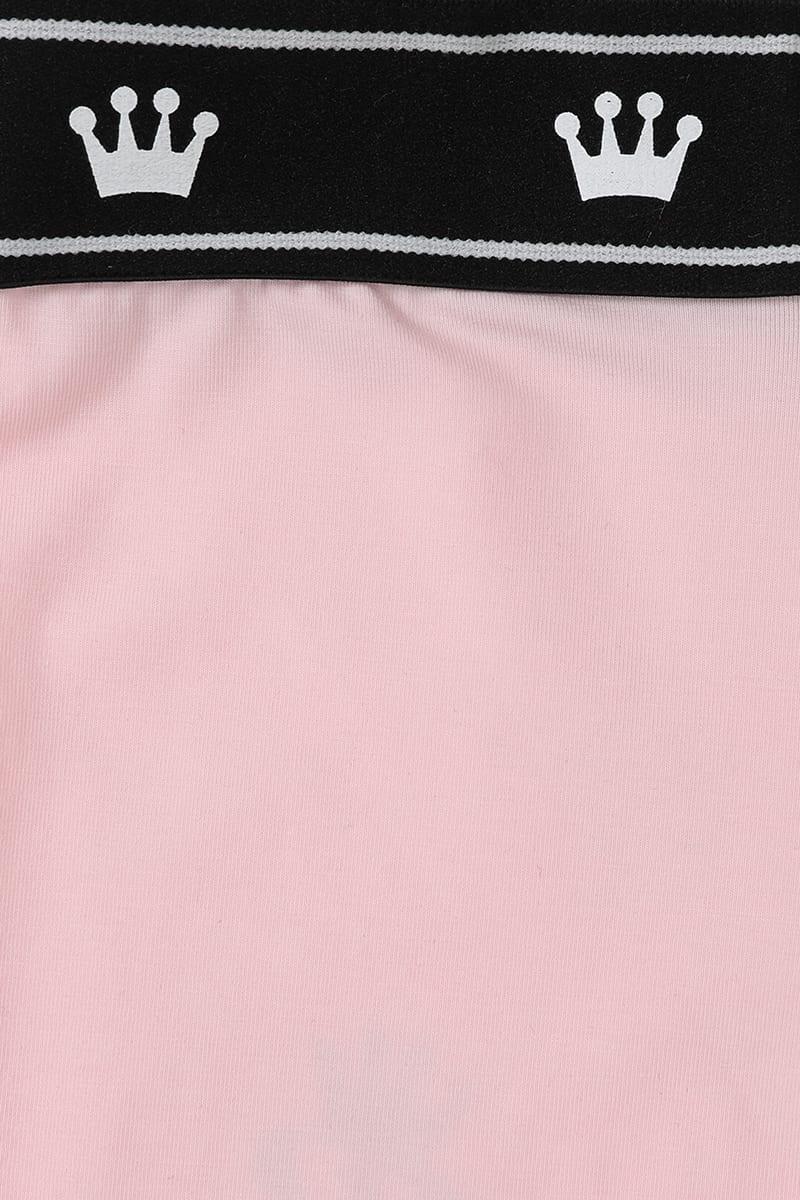 Pink Leggings Waist